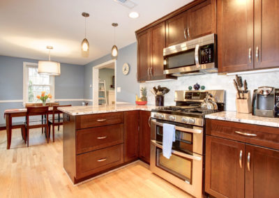 940 Patrick Henry Drive Arlington VA 22205 The Gaskins Team Real Estate 23